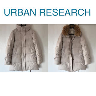 アーバンリサーチ(URBAN RESEARCH)のURBAN RESEARCH  ダウンコート(ダウンコート)