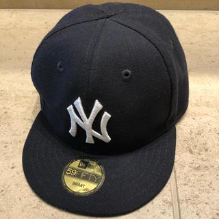 ニューエラー(NEW ERA)のニューエラ ベビーキャップ(帽子)