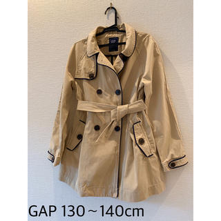 ギャップ(GAP)のGAP トレンチコート キッズ 140cm(コート)