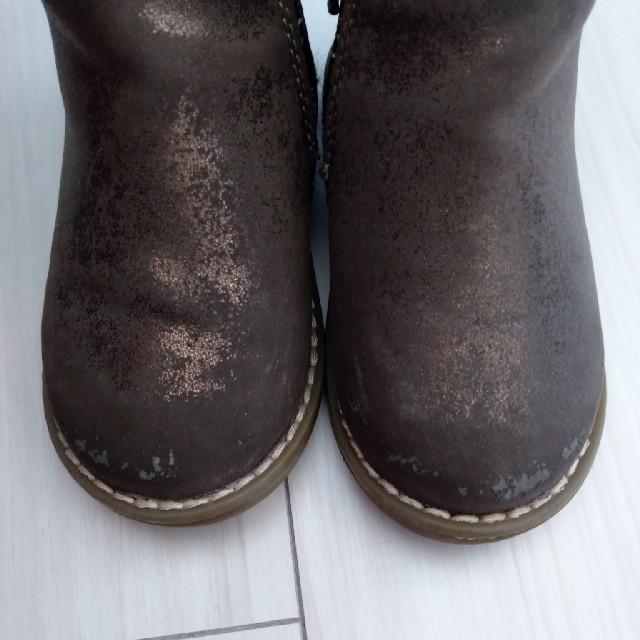 babyGAP(ベビーギャップ)のbabygap ブーツ 13.5cm キッズ/ベビー/マタニティのベビー靴/シューズ(~14cm)(ブーツ)の商品写真