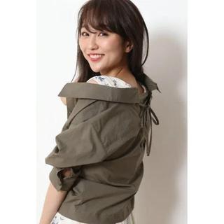 リランドチュール(Rirandture)のシャツジャケット(シャツ/ブラウス(長袖/七分))