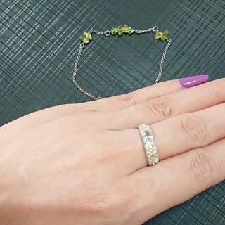 ブレスレット、指輪共に925(リング(指輪))
