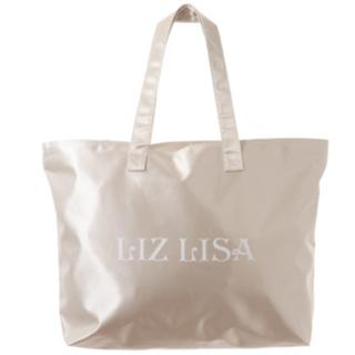 ロゴトートバッグ LIZ LISA  新品 未使用 送料込み