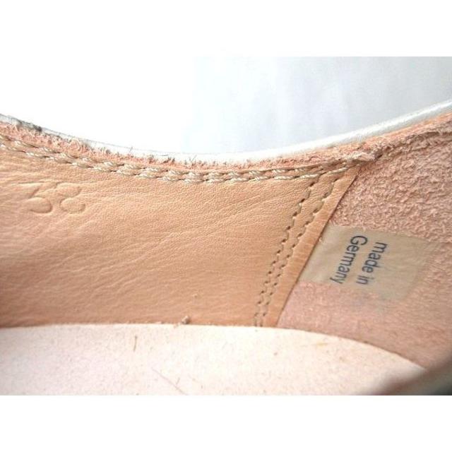 trippen(トリッペン)の新品 ドイツ製 定価49680円 トリッペン Sprint 38 レディースの靴/シューズ(ローファー/革靴)の商品写真