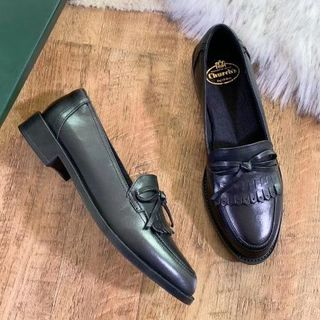 Church's - Church's チャーチ 大人気 ローファー レザー レディース 革靴
