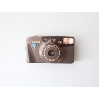 キョウセラ(京セラ)の完動品/元箱付 KYOCERA LYNX 90(フィルムカメラ)