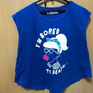 スライ(SLY)の26 SLY AラインTシャツ(Tシャツ(半袖/袖なし))