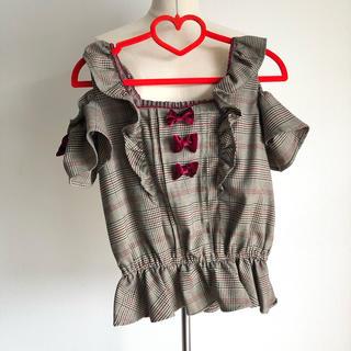 リズリサ(LIZ LISA)のリズリサ 秋服 セットアップ チェック(セット/コーデ)