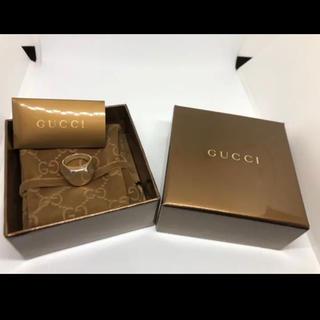 グッチ(Gucci)のGUCCI 印台リング 12.5号 箱あり 希少(リング(指輪))