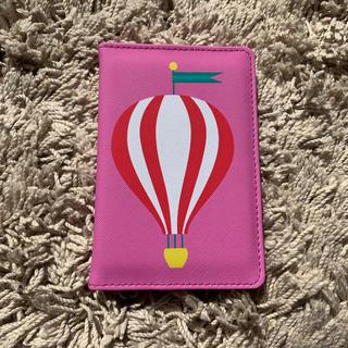 フライングタイガーコペンハーゲン(Flying Tiger Copenhagen)のパスポートケース パスポートカバー ピンク(旅行用品)