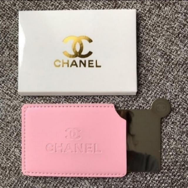 CHANEL - CHANEL ノベルティ カードミラー 鏡の通販