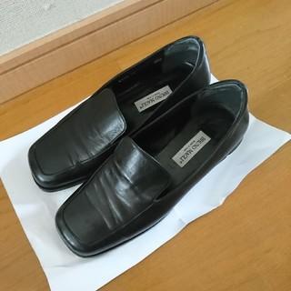 ブルーノマリ(BRUNOMAGLI)のブルーノマリ サイズ 34 黒 靴(ローファー/革靴)