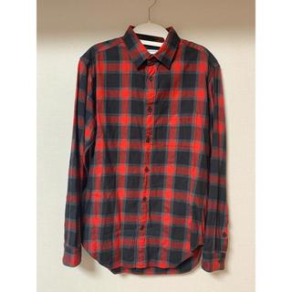 ジョンローレンスサリバン(JOHN LAWRENCE SULLIVAN)のJOHN LAWRENCE SULLIVAN チェックシャツ メンズ XS(シャツ)