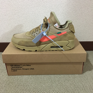 OFF-WHITE - THE 10 : AIR MAX 90 中古 26.5cm