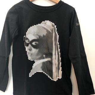 ビームス(BEAMS)のモジャクワモジャ superthanks  ロングT 120サイズ 新品未使用(Tシャツ/カットソー)