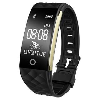 スマートブレスレット ウェアラブルスマートウォッチ 心拍計 歩数計 腕時計(腕時計(デジタル))