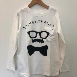 ビームス(BEAMS)のスーパーサンクス ロングTシャツ 140サイズ 新品未使用(Tシャツ/カットソー)