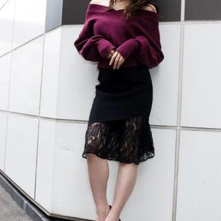 LIP SERVICE - LIP SERVICE ドラマ着用スカート 中村アンさん着用スカート