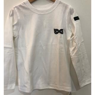 ビームス(BEAMS)のスーパーサンクス シンプルロングTシャツ120 新品未使用 半額(Tシャツ/カットソー)
