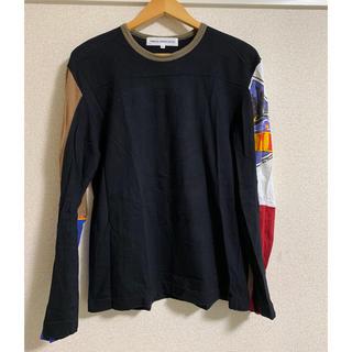 コムデギャルソン(COMME des GARCONS)のコムギャル リメイクロンティー L(Tシャツ/カットソー(七分/長袖))