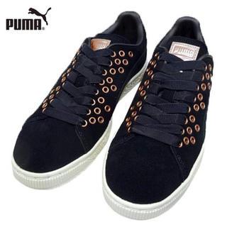 プーマ(PUMA)の【大特価】新品!入手困難 PUMA スウェード レース スタッズ スニーカー(スニーカー)