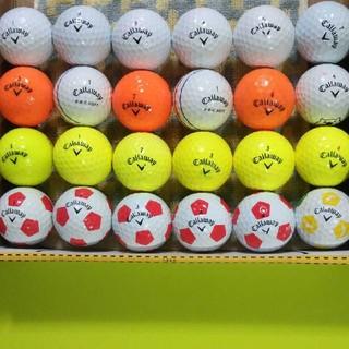 Callaway Golf - 【オマケ付き】Callaway 24球 ロストボール キャロウェイ ゴルフボール