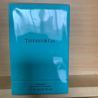 ティファニー(Tiffany & Co.)のティファニー 50ml EDP オードパルファム(香水(女性用))