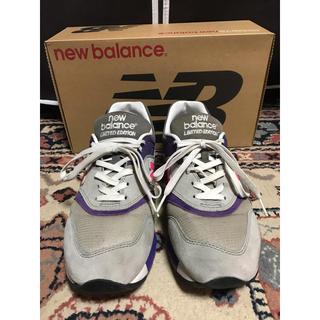 ニューバランス(New Balance)の超レア new  balance CM997N UP  US10  D(スニーカー)