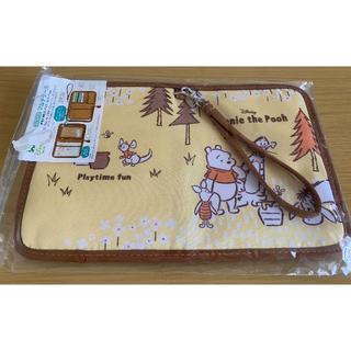 Disney - ☆残り1個☆【新品・未使用・未開封】母子手帳ケース くまのプーさん ミニタイプ