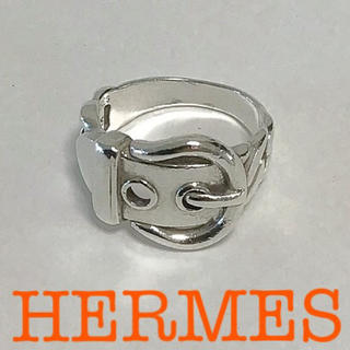 Hermes - 本日価格☆正規品☆HERMES シルバーリング