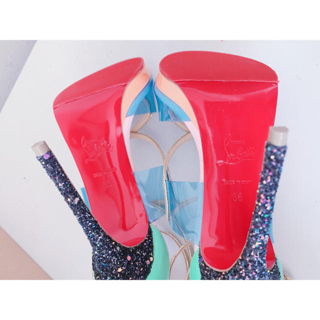 Christian Louboutin(クリスチャンルブタン)のChristian Louboutin(クリスチャンルブタン)ミュール レディースの靴/シューズ(サンダル)の商品写真