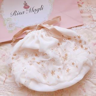 リサマリ(Risa Magli)のリサマリ♡ノベルティー♡ポーチ♡新品未使用(ポーチ)
