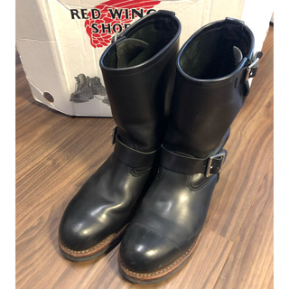 REDWING - レッドウイング エンジニアブーツ 2268 箱付