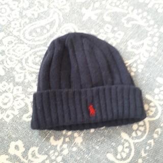ポロラルフローレン(POLO RALPH LAUREN)のPOLO RALPH LAUREN ニット帽(ニット帽/ビーニー)