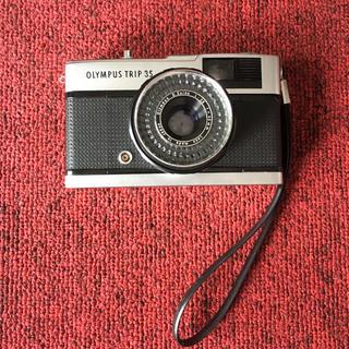 OLYMPUS - OLYMPUS TRIP35 フィルムカメラ