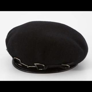 moussy - moussy マウジー HOUSE BIT BERETベレー帽
