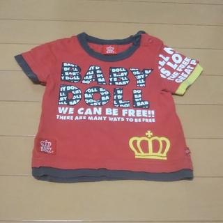 ベビードール(BABYDOLL)のTシャツ 80cm(Tシャツ)
