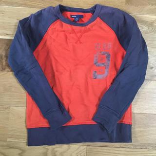 ギャップ(GAP)の120センチ スウェット(Tシャツ/カットソー)