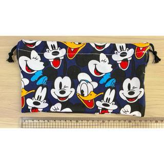 ミッキーマウス - 入園グッズ ミッキー ランチボックス袋
