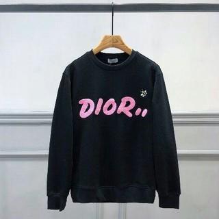 ディオール(Dior)のDIOR X KAWS BEEコットン スウェットシャツ  (スウェット)