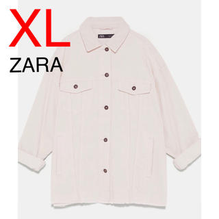 ザラ(ZARA)のZARA コーデュロイジャケット コーデュロイ ジャケット(ミリタリージャケット)