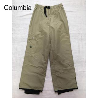 コロンビア(Columbia)のcolumbia コロンビア スキーパンツ ナイロンパンツ スノーボード 古着(ウエア)