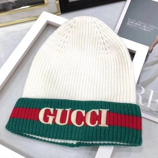 グッチ(Gucci)のGUCCI 新品 ビーニー ニット帽 箱  送料無料♡(ニット帽/ビーニー)
