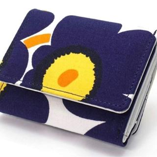 マリメッコ(marimekko)のマリメッコ marimmeko ミニ財布(財布)
