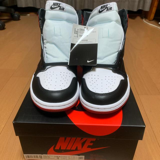 NIKE(ナイキ)の【NIKE】WMNS AIR JORDAN1 HIGH OG 26.0cm レディースの靴/シューズ(スニーカー)の商品写真