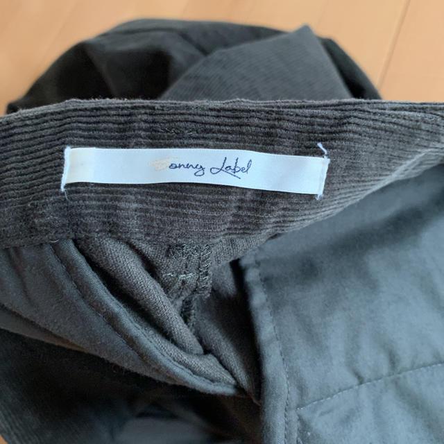 Sonny Label(サニーレーベル)のサニーレーベル  コーデュロイパンツ レディースのパンツ(その他)の商品写真