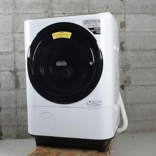 日立 - 新品同様 超美品 日立 ドラム式洗濯機 2019年製BD-NV120CL左開き