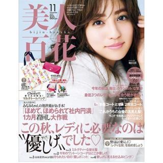 チェスティ(Chesty)の美人百花11月号 雑誌(ファッション)