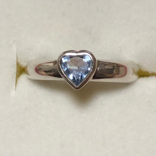 スタージュエリー(STAR JEWELRY)のスタージュエリー star jewelry シルバー ハート リング(リング(指輪))