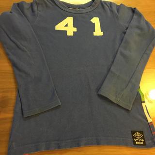 ブリーズ(BREEZE)の長袖カットソー(Tシャツ/カットソー)